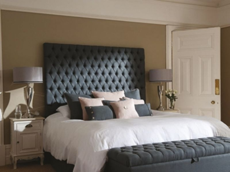 A Headboard Is Major Component Of Bedroom That Looks Complete And Designed All The Headboards Fabric Upholstered Still Most