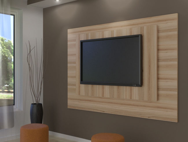 Floating TV Wall Unit - Gemini