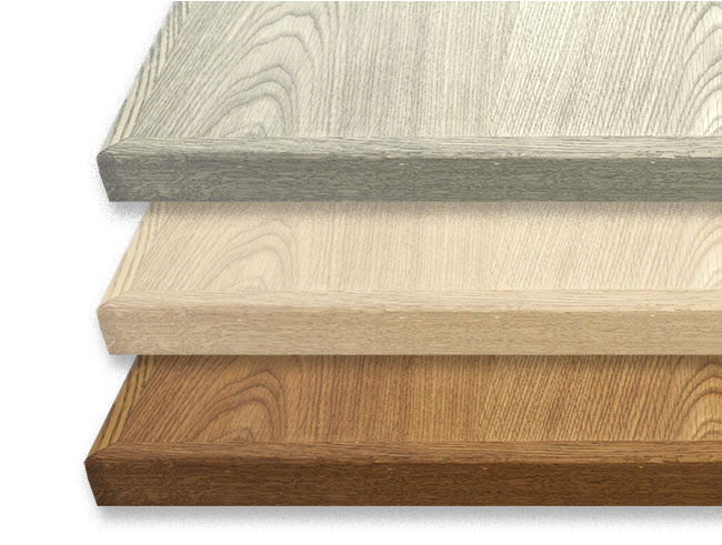 Luxuries Woods, High-End Finishes