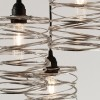 3 pendants Light - Swirl Pendant Hanging Light