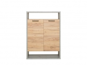 Storage Unit with Two Doors - Momo