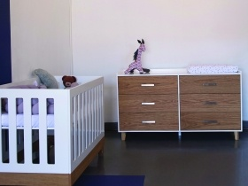 Combi Set Stijl Cot and Morgan Compactum (XL)