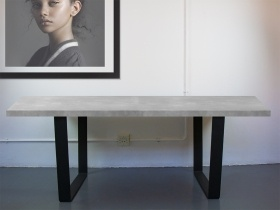 Dining Table - Epsilon Concrete Dining Table
