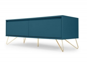 Stylo TV Cabinet Teal