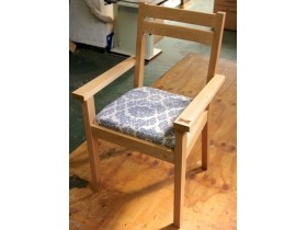 Dining Chair With Arm Rests