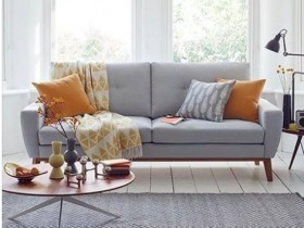 Moby - 3 Seater Sofa