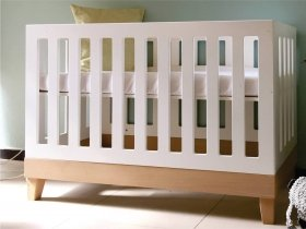 Stijl - Convertible Baby Cot /Junior Bed