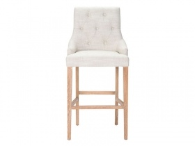 Bar Stool - White comfortable Bar stool