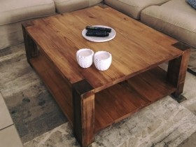 Coffee Table - Double-Tier