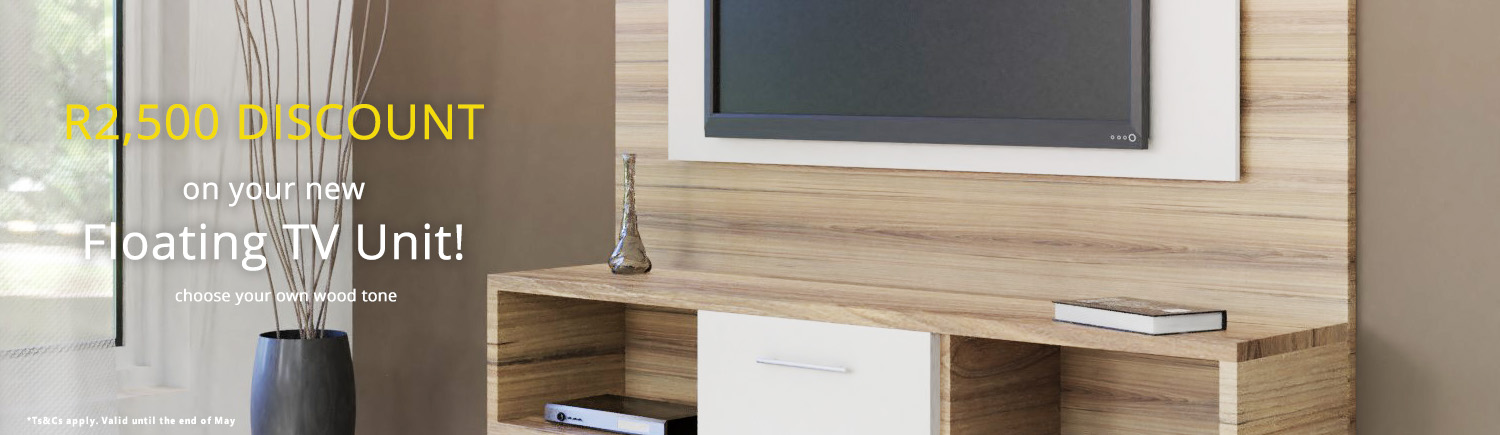 Floating TV Wall Units